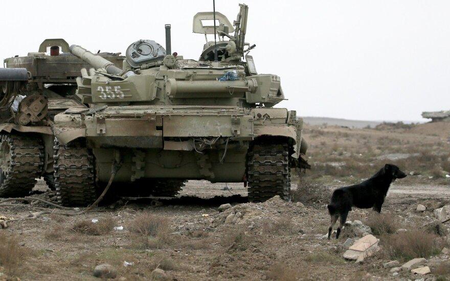 Garsi Rusijos žurnalistė Julija Latynina: Putinas galiausiai prisivirė košės