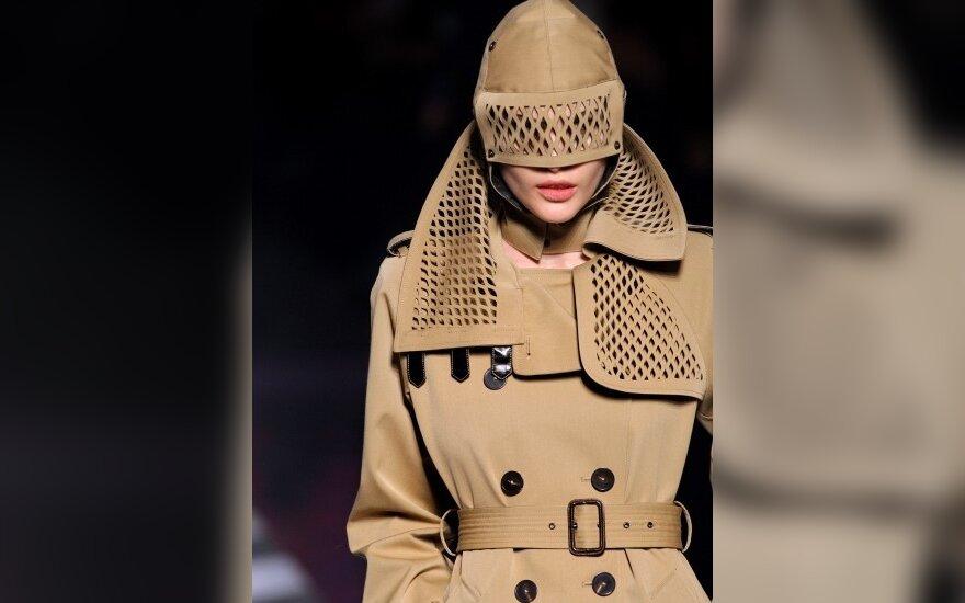 Jean Paul Gaultier modelis, 2009-2010 m. ruduo-žiema