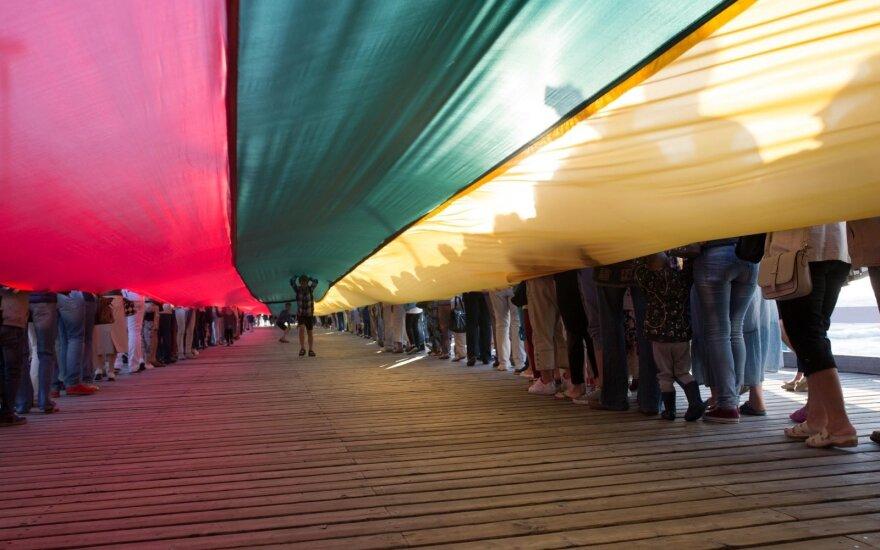 Mokinės mintys apie patriotizmą: meilė Tėvynei nepriklauso nuo valdžios veiksmų