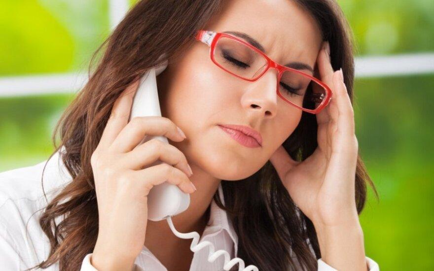 Jaučiate nuolatinį nuovargį? Gali būti sunkios ligos ženklas