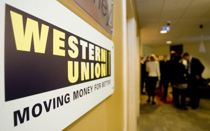 """""""Western Union"""" Lietuvoje įdarbins dar 300 darbuotojų"""