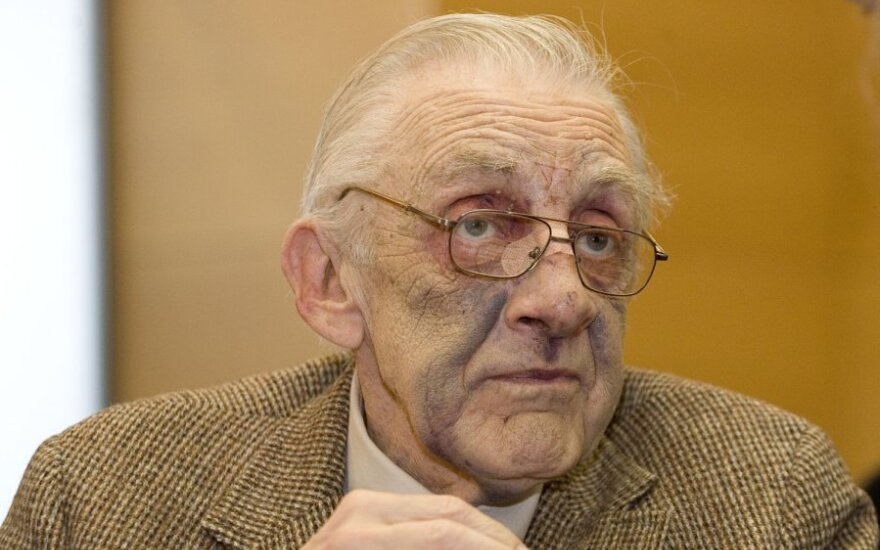 Alfredas Erichas Sennas, Alfonsas Eidintas, Raimundas Lopata
