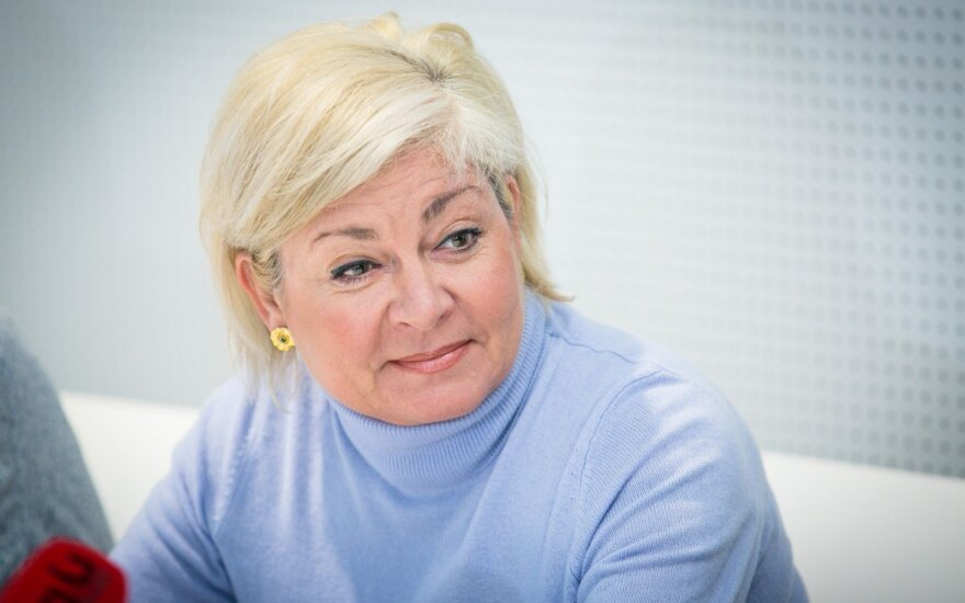 """Prie """"Nacionalinės ekspedicijos"""" įgulos jungiasi Edita Mildažytė: suprantu, kad kelionėje bus visko"""