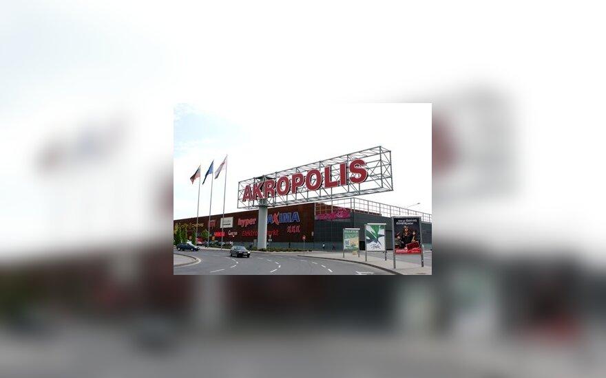 """Akropolis"" – kultūros objektas?"