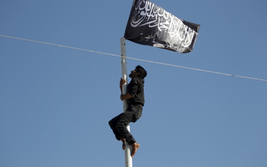 "JAV bepilotis smogė ""al Qaeda"" lyderiams"