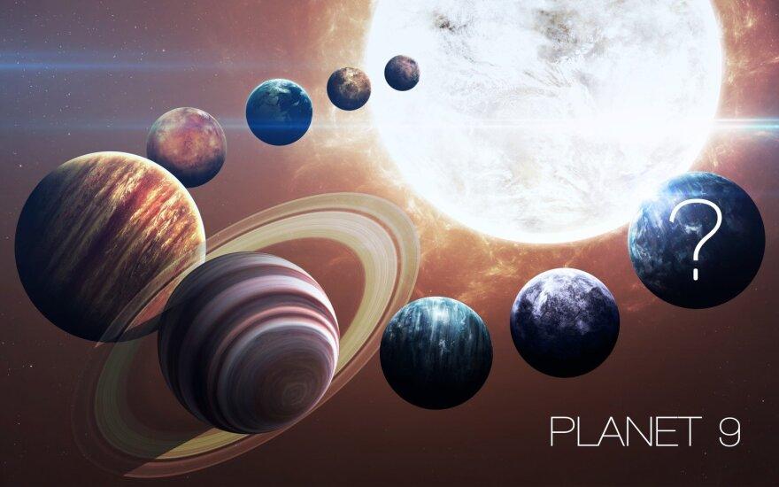 Mokslininkai užsimena apie Devintąją planetą: jau greitai gali tekti perrašyti vadovėlius