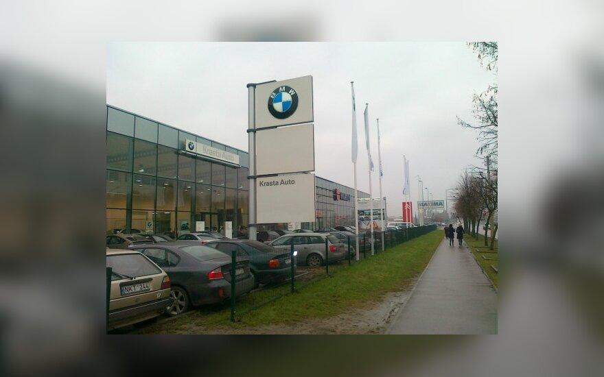 Kaune atidarytas naujas BMW atstovų salonas