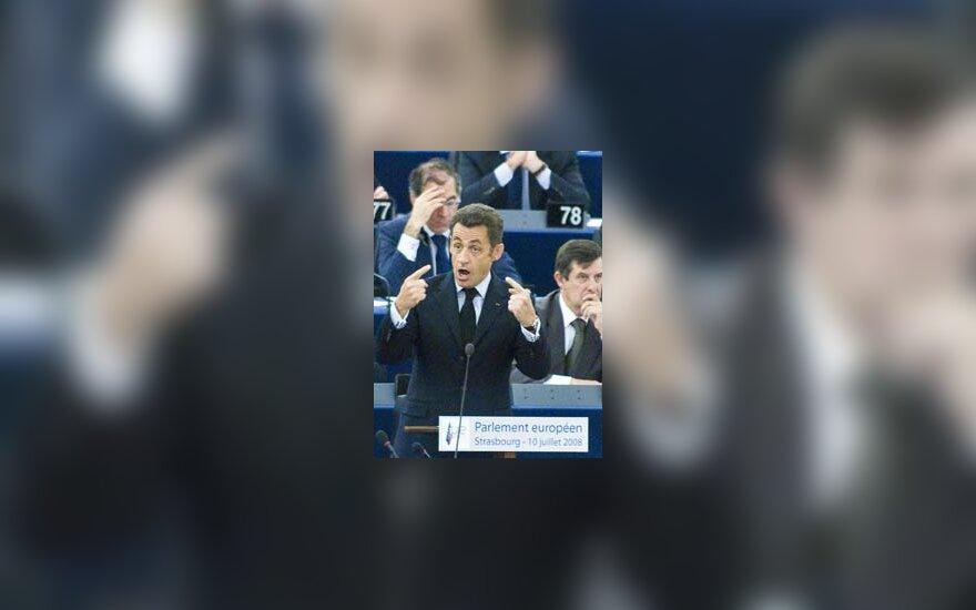 N.Sarkozy ES