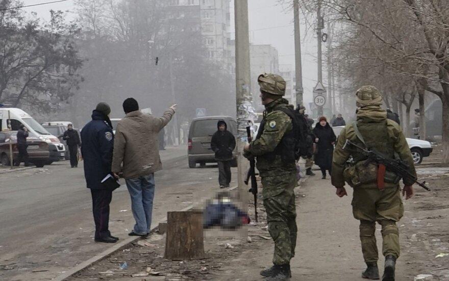 Film festival premiere of Ukraine war documentary draws Lithuanian President
