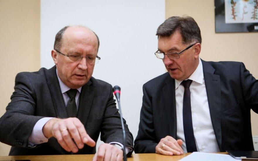 A. Butkevičius atskleidė, kiek Lietuvai gali kainuoti Rusijos išsišokimai