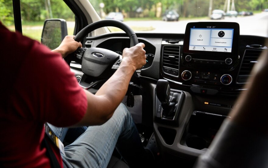 Kodėl komercinių automobilių pirkėjams kaina – ne vienintelis argumentas