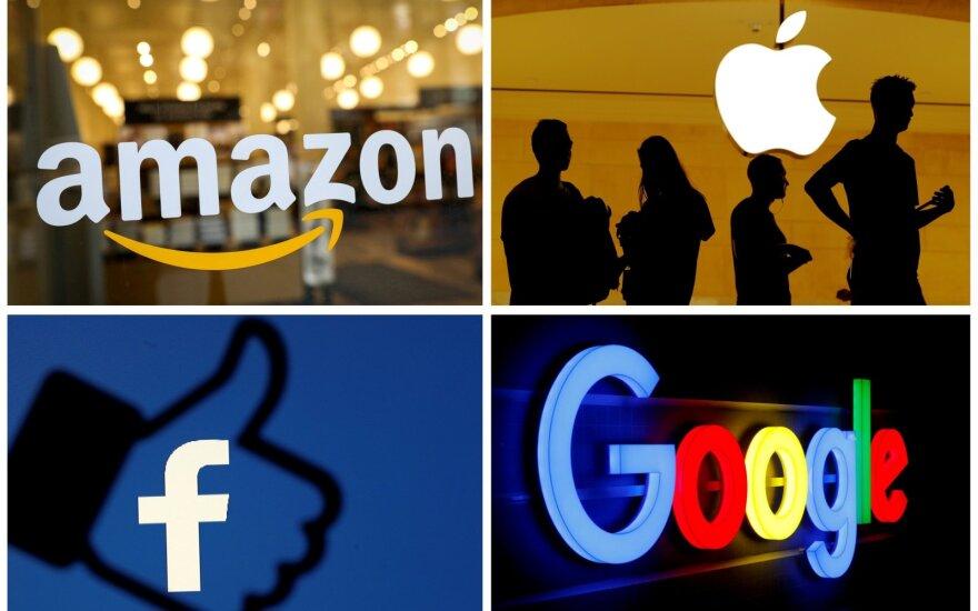 Technologijų milžinės keičia gaidelę dėl nuotolinio darbo
