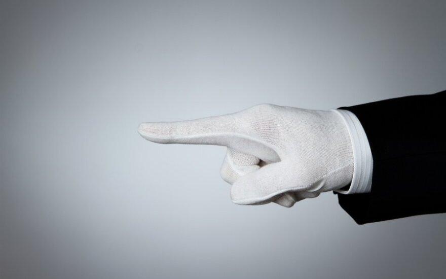 Apie baudžiauninko mentalitetą: svarbiau įstatymas ar viršininko nurodymas?