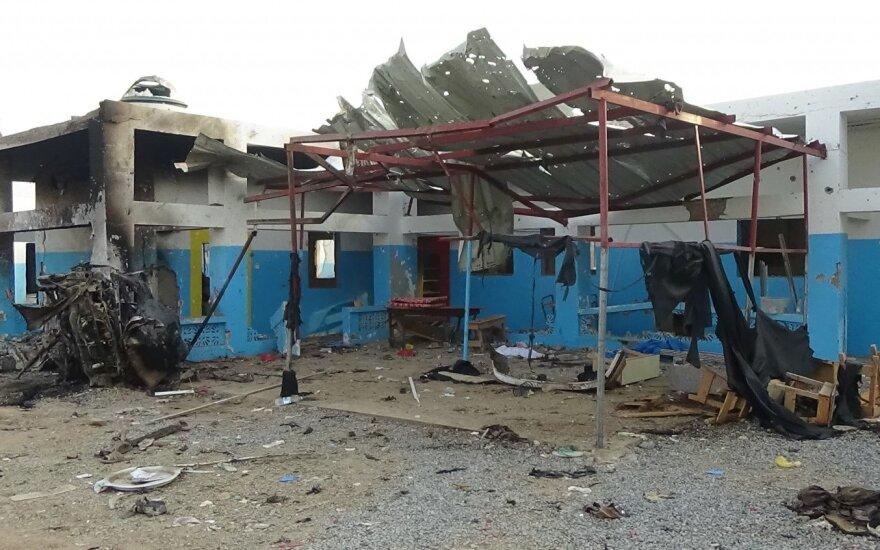 Per puolimą Jemene žuvo 40 žmonių