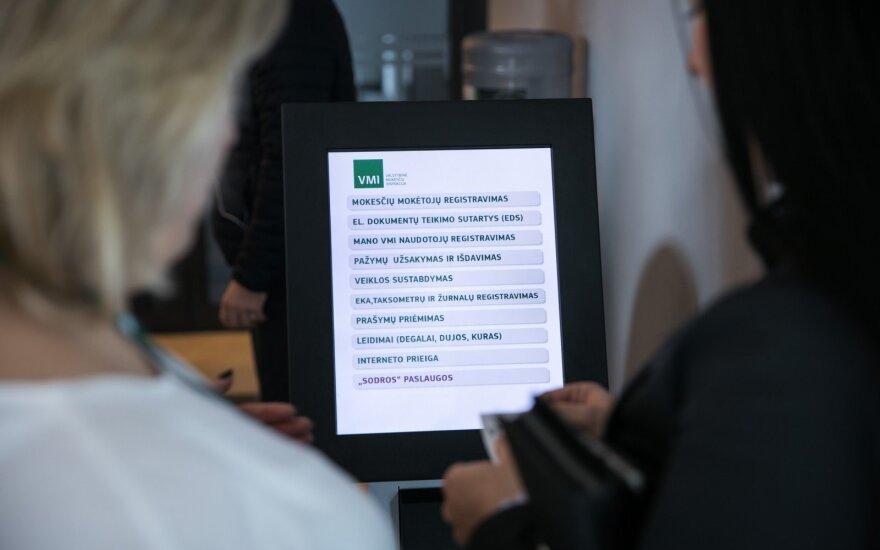 """VMI paskelbė įmonių """"juodąjį sąrašą"""": įtraukti verslininkai nesupranta už ką"""