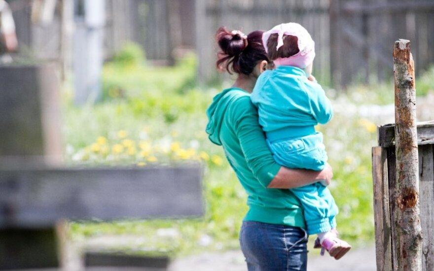 Miestai imasi romų įtraukimo į darbą