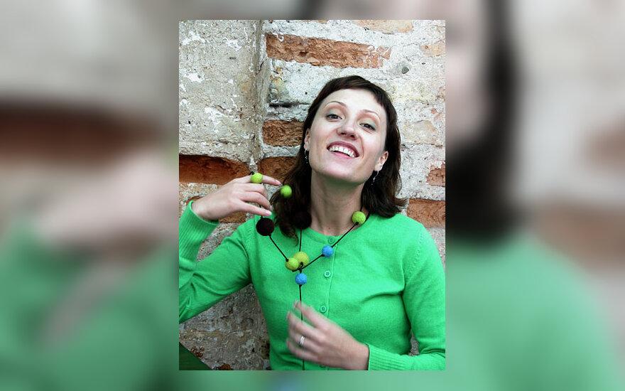 Indrė Savulionė