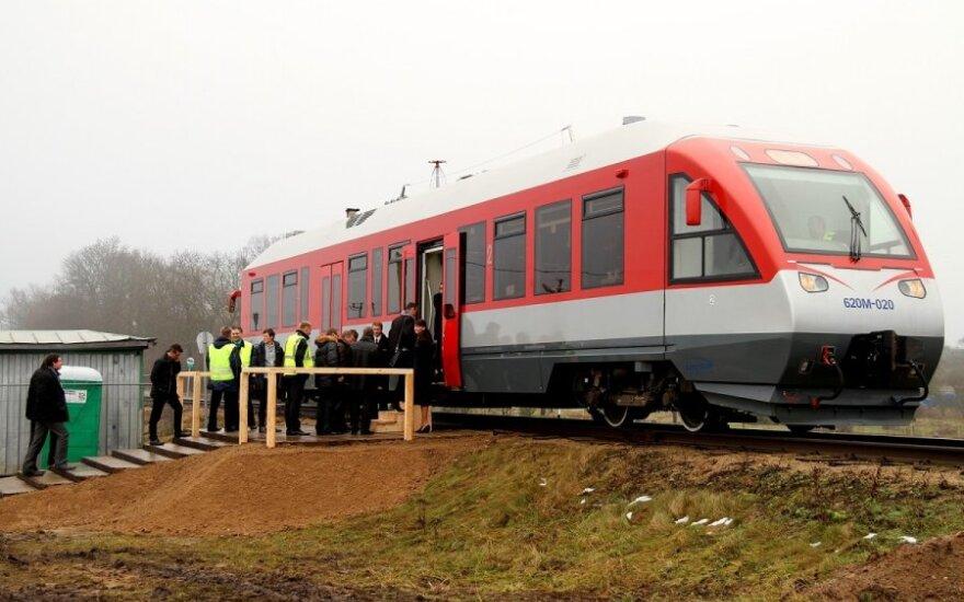 "Kinai domisi ""Rail Baltica"""