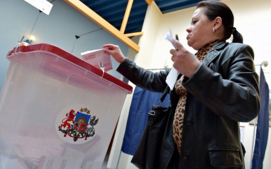 Parlamento rinkimai Latvijoje