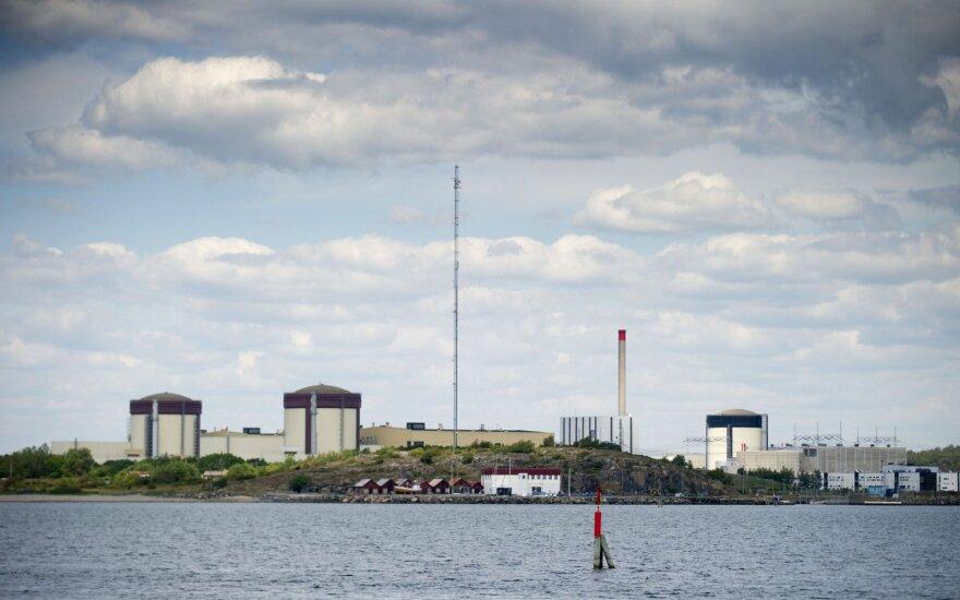 Maža skylutė Švedijos seniausioje atominėje elektrinėje užbaigia branduolinio atgimimo viltį