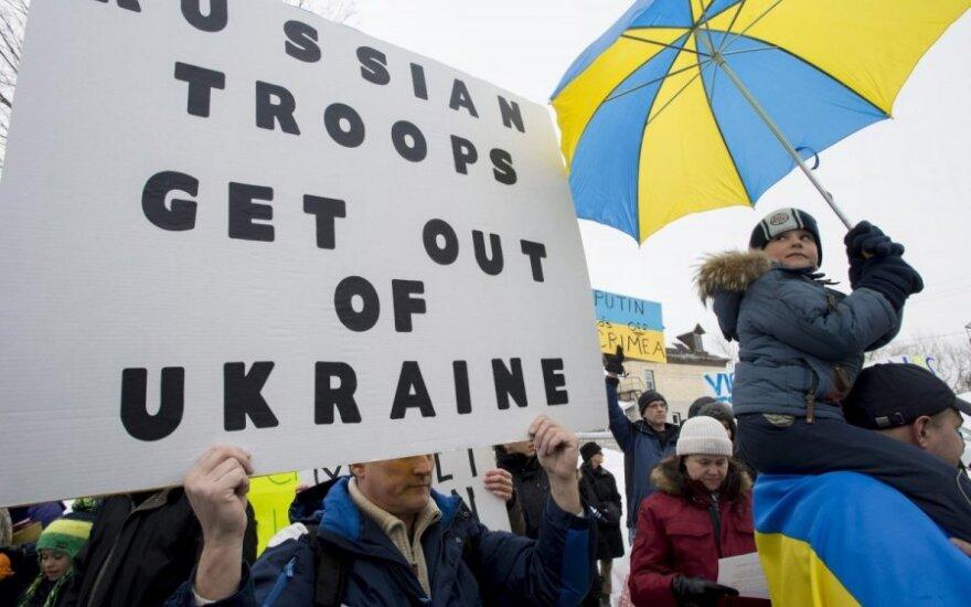 Leonidas Donskis: We are witnessing historical birth of Ukrainian nation