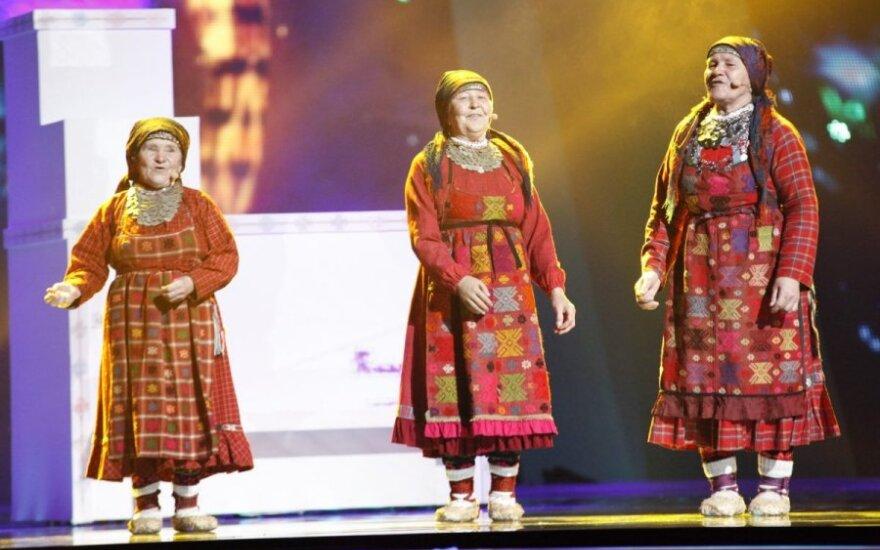 """Buranovo kaimo bobutėms """"Eurovizijoje"""" ne vieta"""
