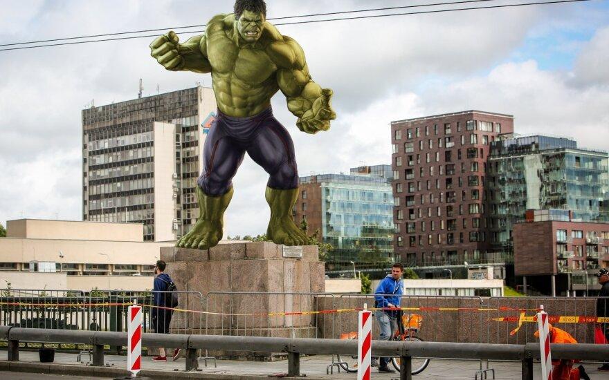 Ką statyti ant Žaliojo tilto: pasiūlymai