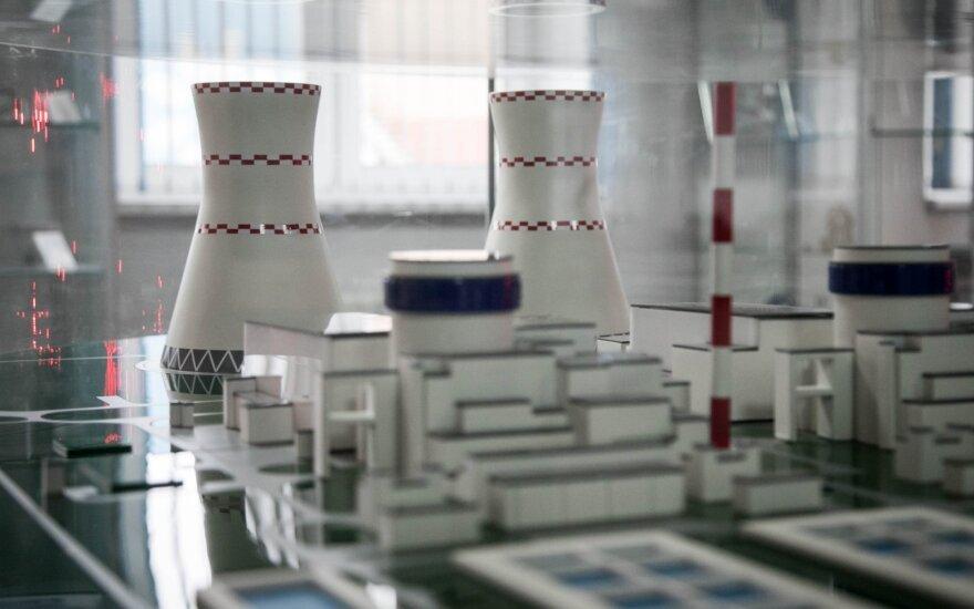 Lukašenka: Astravo AE pirmasis reaktorius bus įjungtas netrukus