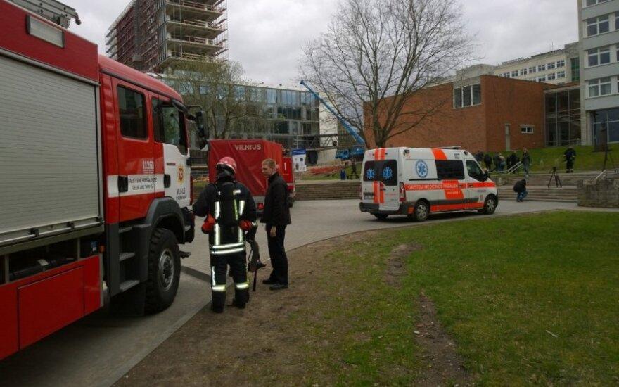 Po VGTU studentų ir dėstytojų evakuacijos – skubus tyrimo atsakymas