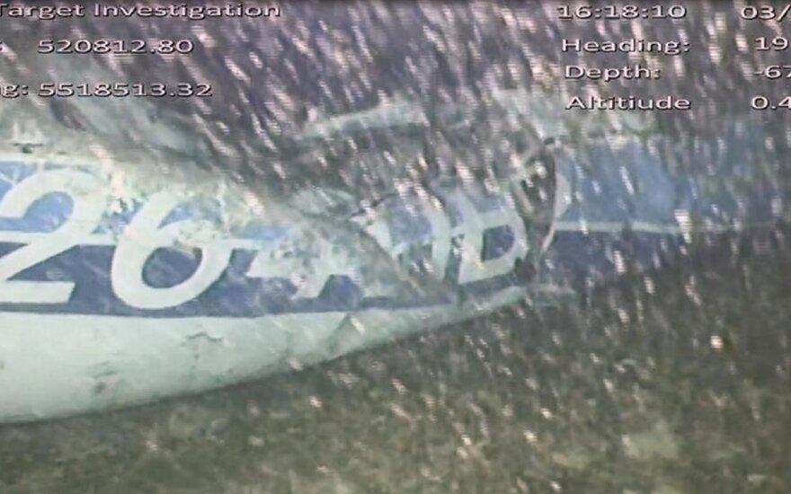 Lėktuvas, kuriuo skrido Emiliano Sala