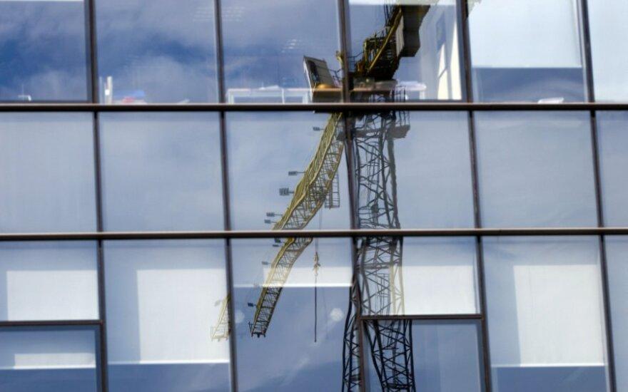 Statybų sektoriuje – atsigavimo ženklai