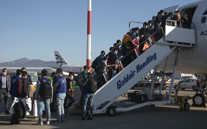 Turizmo sezonas Graikijoje prasidės birželio 15-ąją, tarptautiniai skrydžiai – nuo liepos