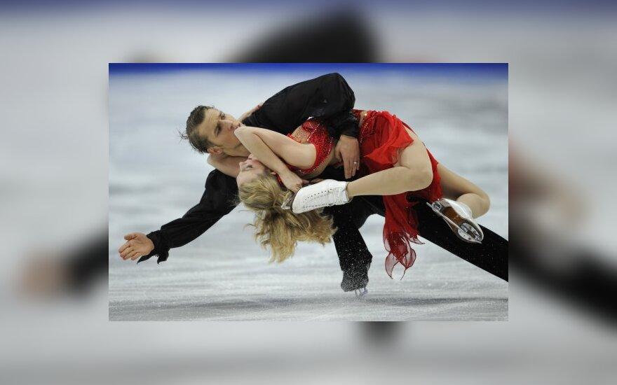 D.Stagniūnas ir K.Copely Los Andžele kausis dėl olimpinio kelialapio