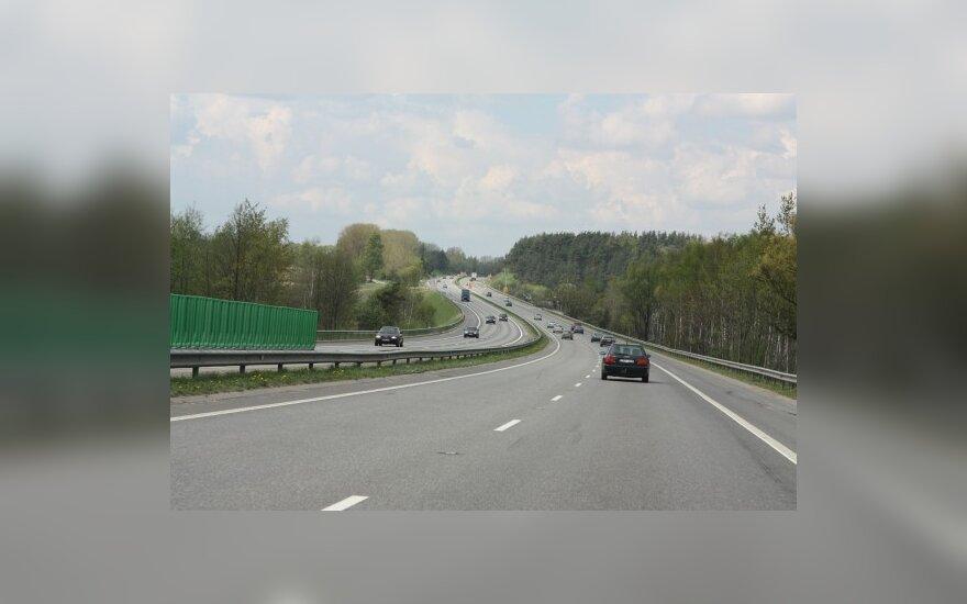 """Elektroninis kelių """"erelių"""" tramdytojas Lietuvoje atsiras po poros metų"""
