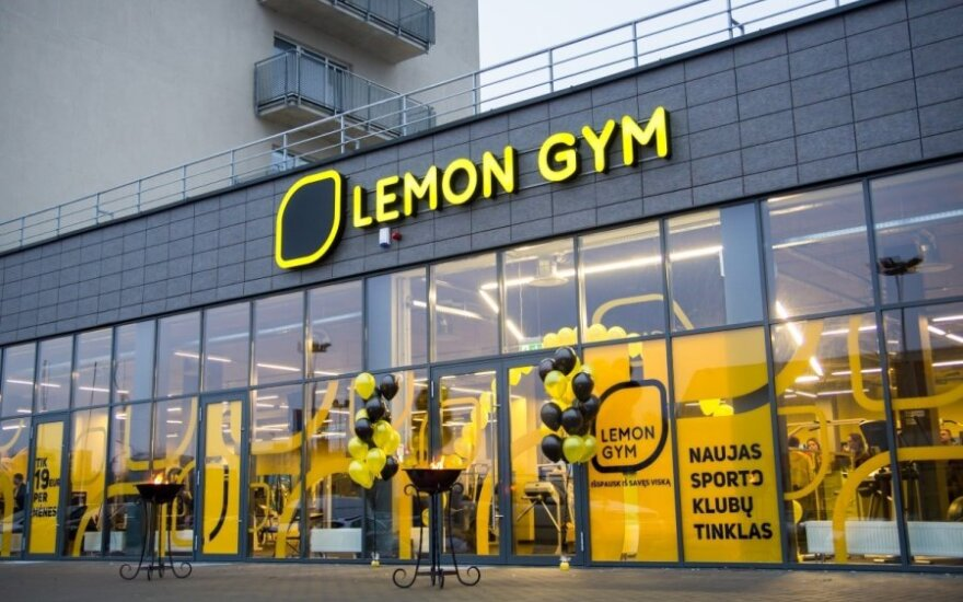 Sporto klubas Lemon Gym