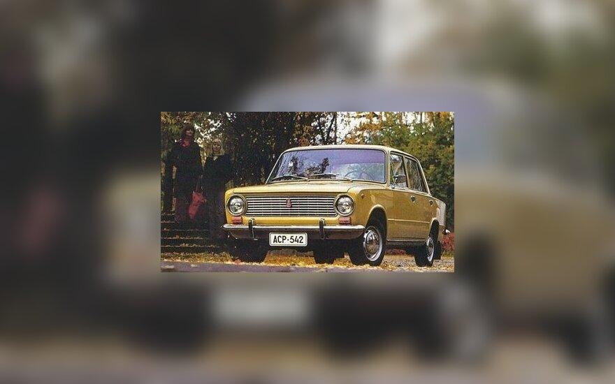 Kokios iš tiesų buvo sovietinių automobilių degalų sąnaudos