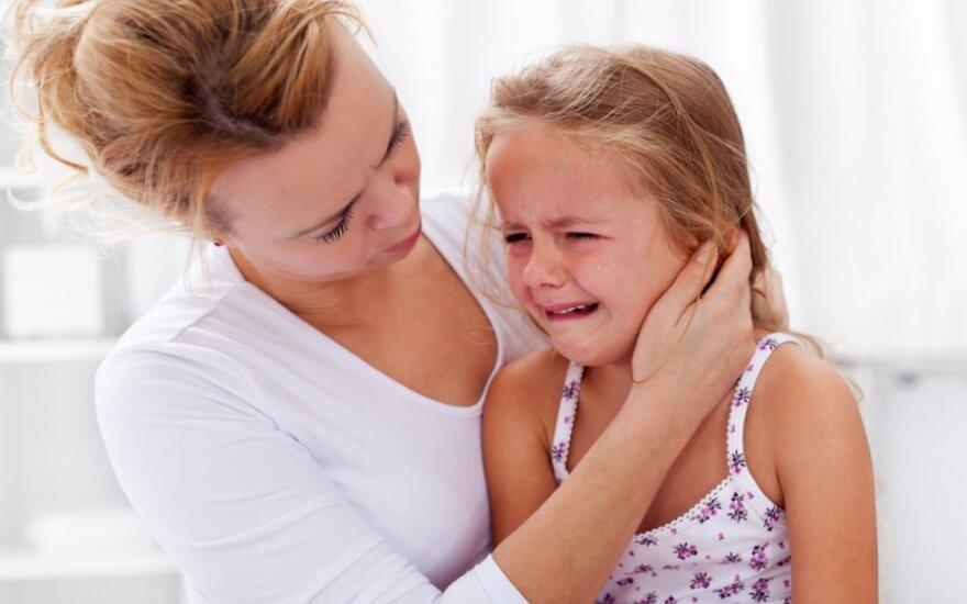 Jei vaiką kamuoja stomatitas