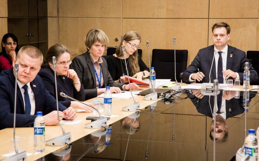 LRT veiklą tirianti komisija dirbs iki spalio 8 d.