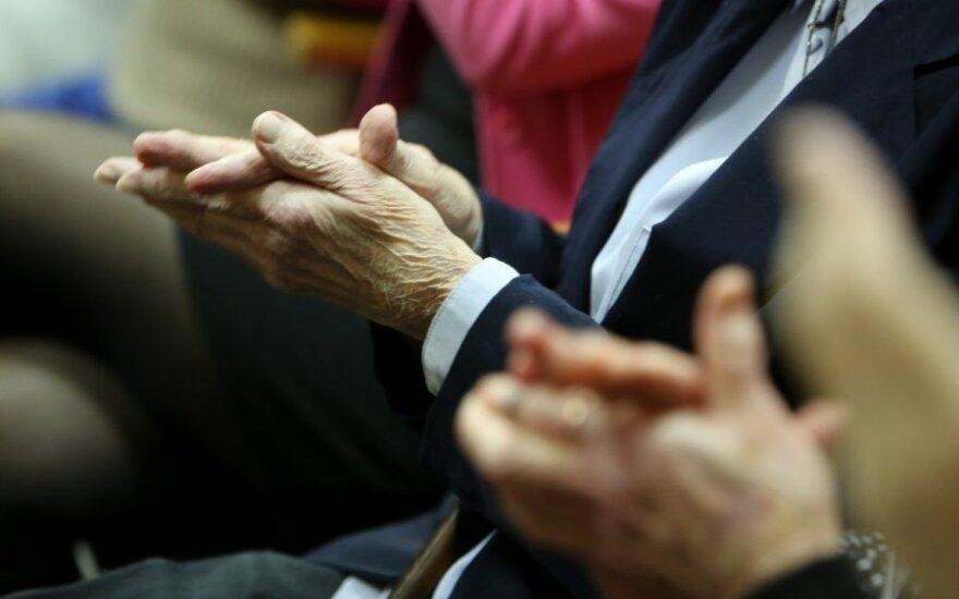 Klaipėda nusižiūrėjo pensininkus