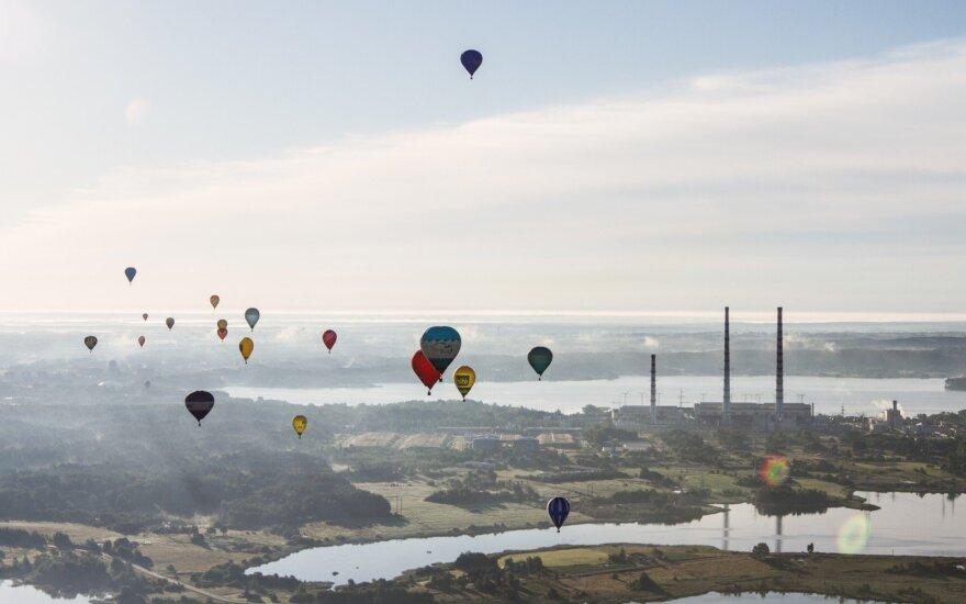 Karšto oro balionų čempionatas