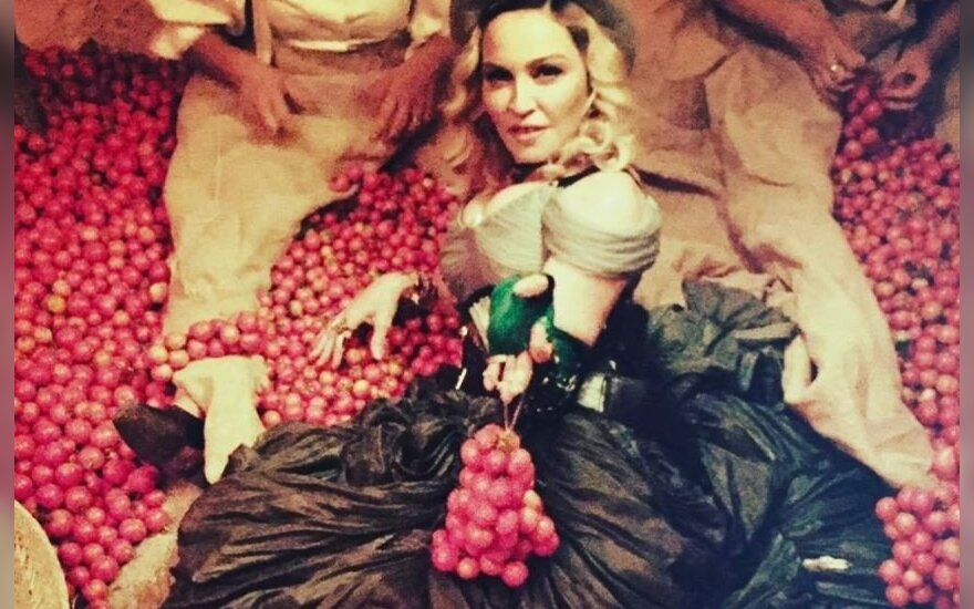 59-asis Madonnos gimtadienis