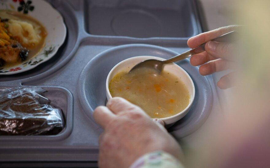 """Dėl """"Pontem"""" problemų Santaros klinikos svarsto alternatyvų maisto tiekimą"""