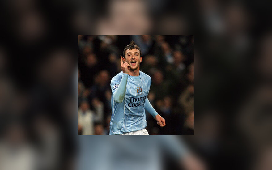 "Stephenas Irelandas (""Manchester City"")"