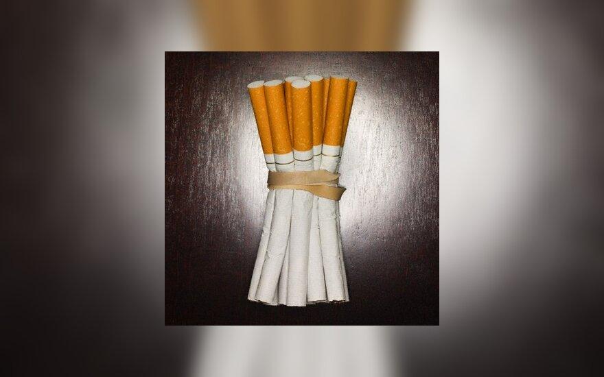 Klaipėdos valdžia ruošiasi užtarti tabako gamintojus