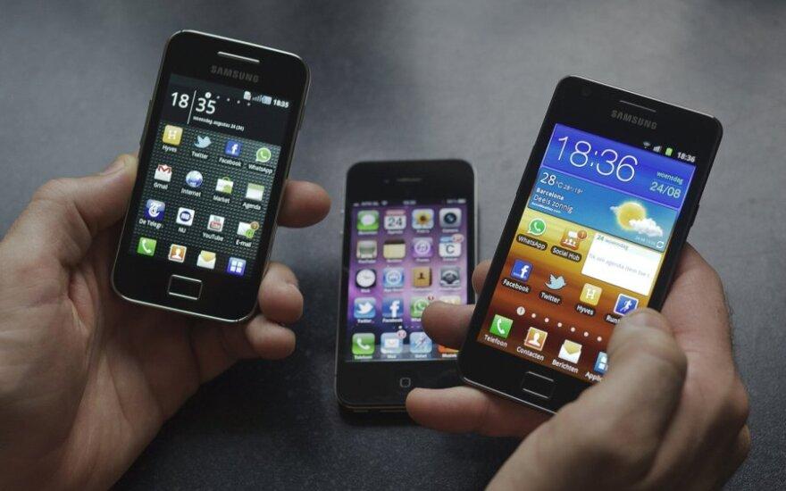 Išmaniejis telefonai