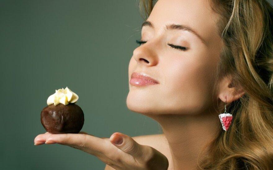 Ir vėl dieta? Kaip išmokti mėgautis maistu?