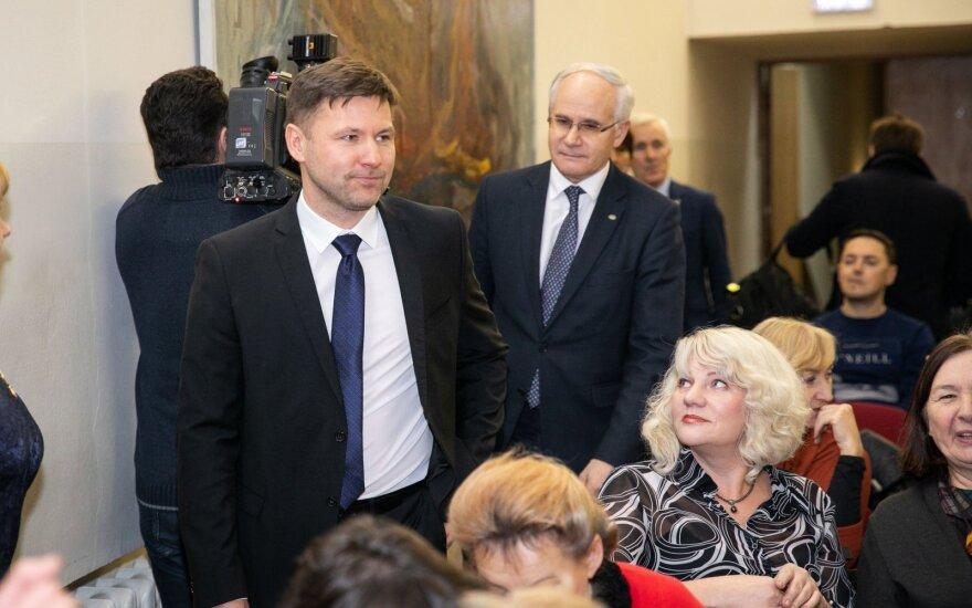 Andrius Navickas, Algirdas Monkevičius
