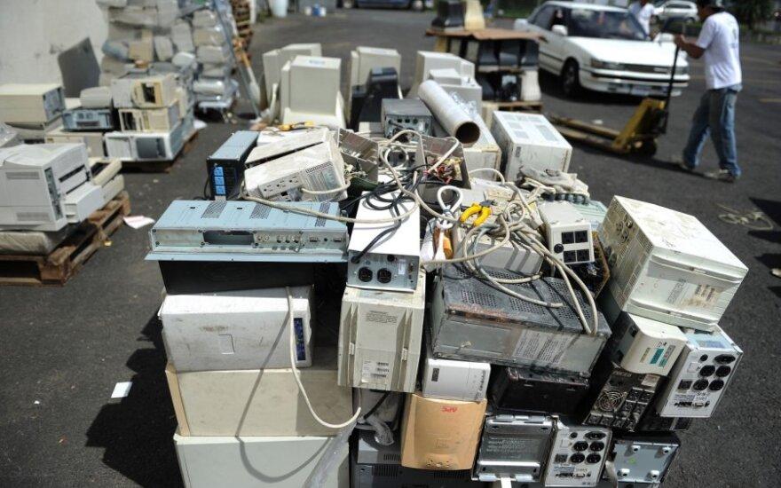 Kompiuterinės technikos atliekos