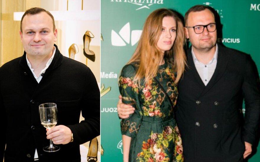 Tomas Jankauskas ir Gendra Mikalajūnaitė-Jankauskienė