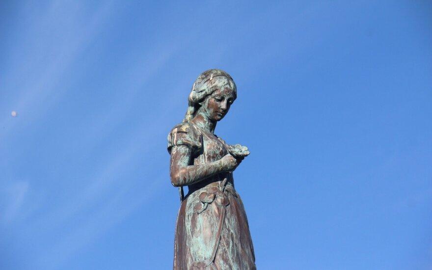 Pikantiškos istorijos ir legendos apie Klaipėdos moteris sklinda jau ne vieną amžių